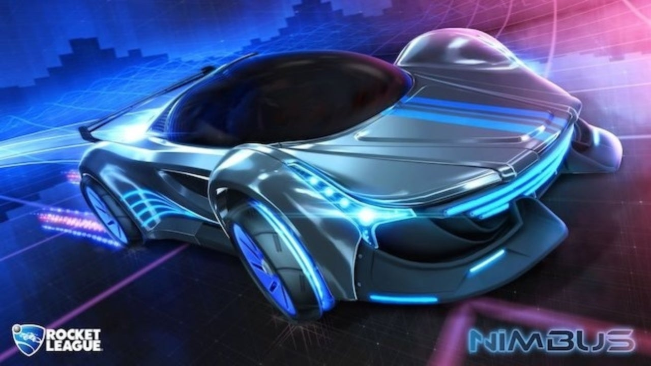 rocket league getting new battle car and crate next week