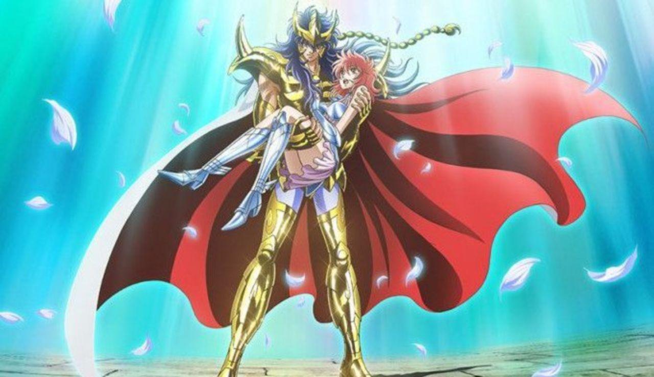 New 'Saint Seiya' Confirms Premiere Details