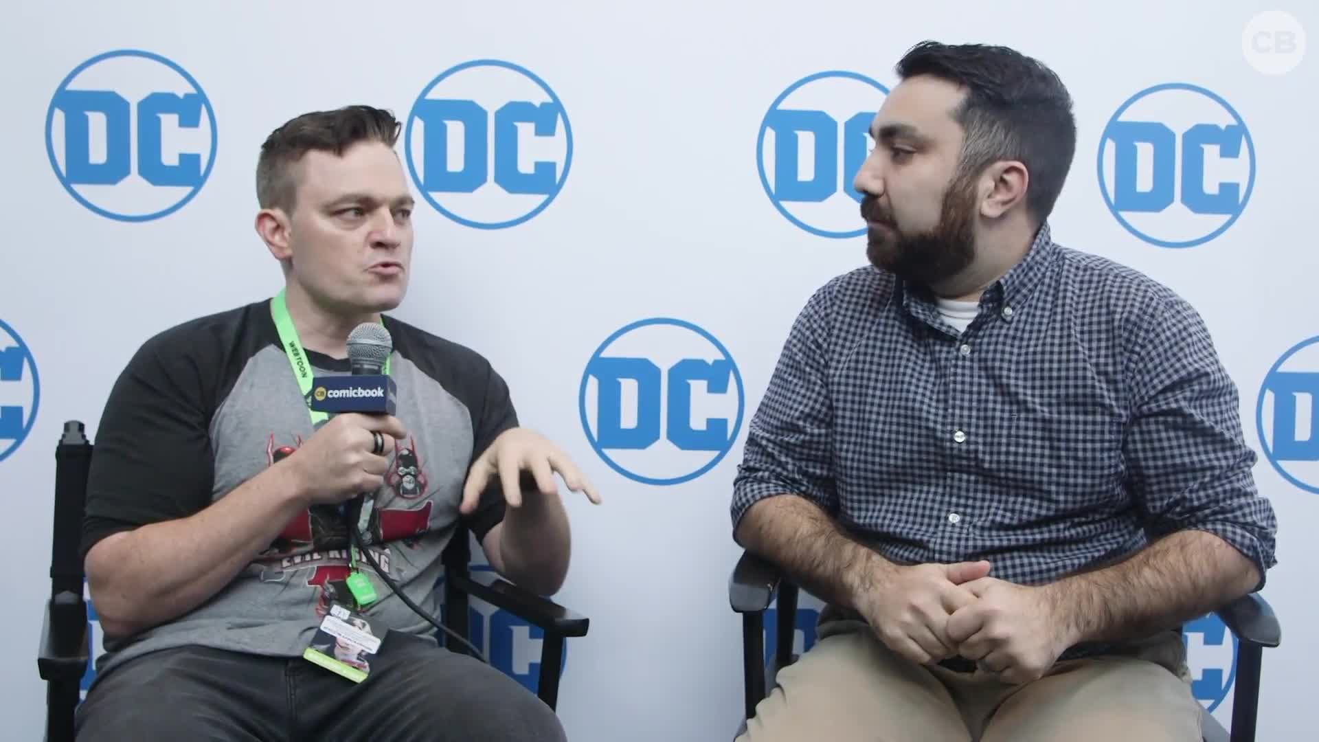 Scott Snyder Talks Justice League screen capture