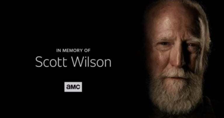 Scott Wilson memorial comicbook.com