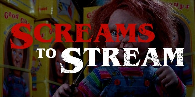 Screams to Stream - 80's Horror screen capture