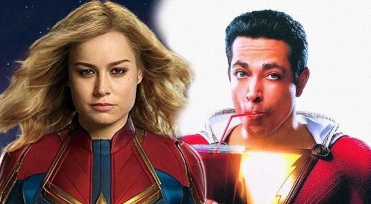shazam!' director predicts 'captain marvel' is going to make a