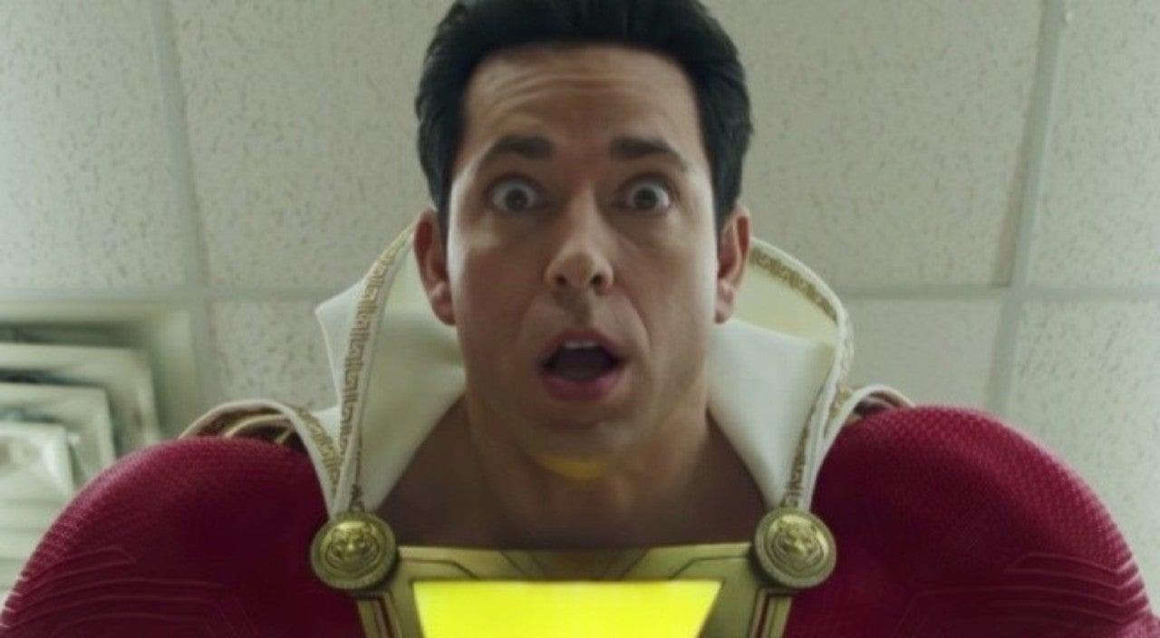 Shazam!' Japanese Teaser Trailer Released