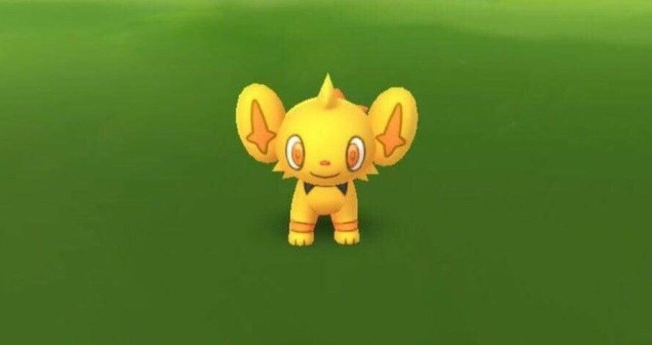 Pokemon Go Adds Its First Shiny Gen 4 Pokemon