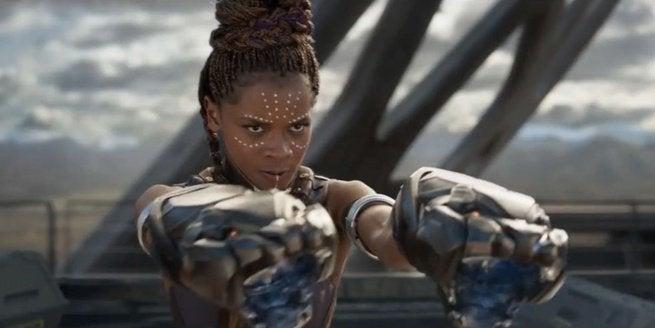 Shuri Explained - Black Panther Movie