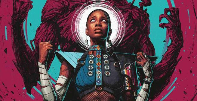 Shuri Explained - Cover