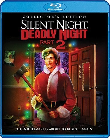 silent night deadly night 2 blu ray cover