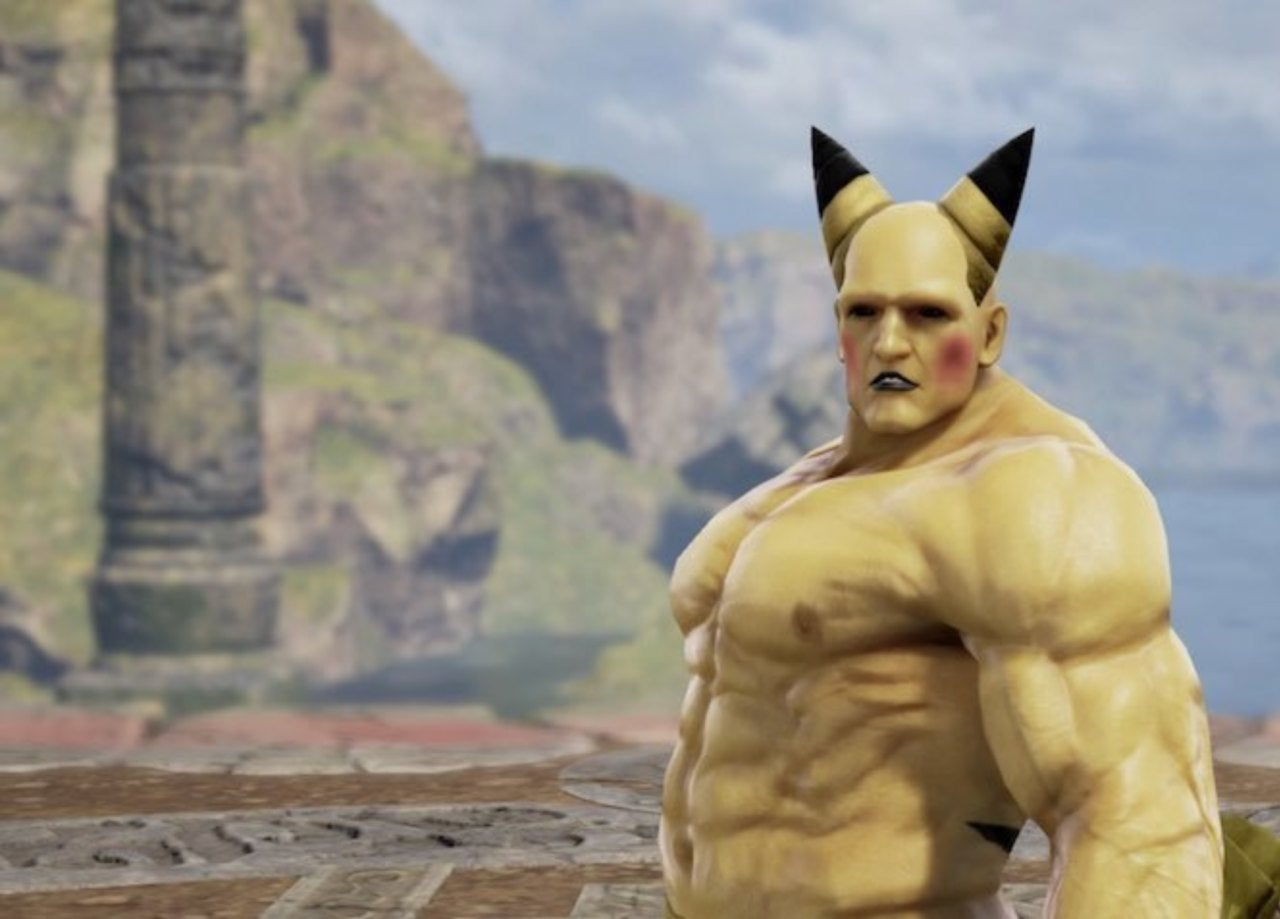 SoulCalibur VI' Character Creations Are Bizarre and Wonderful