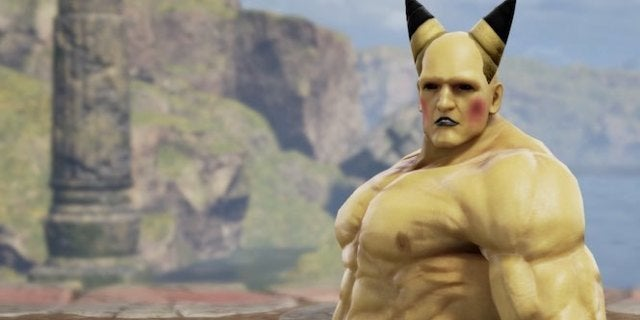 %name 'SoulCalibur VI' Character Creations Are Bizarre and Wonderful