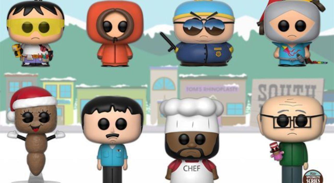 Funko Pop South Park Mr Hankey Pop Vinyl 21 New Animation