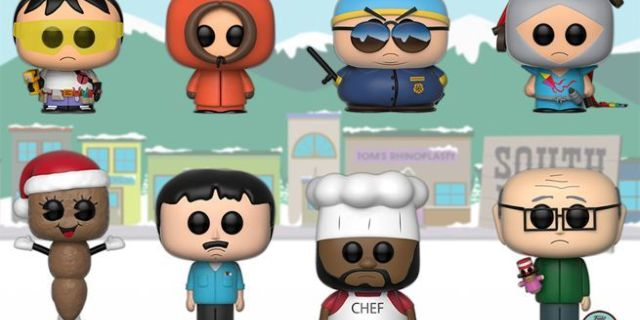 Funko's New 'South Park' Pops Include Wish List Characters