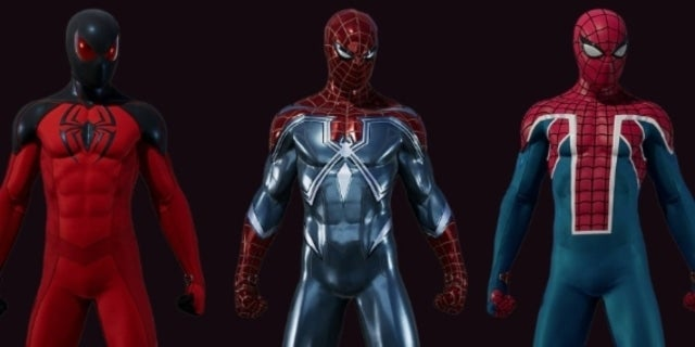 'Marvel's Spider-Man' Shows Off Three Brand-New Suits