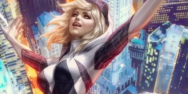 Spider-Gwen - Cover
