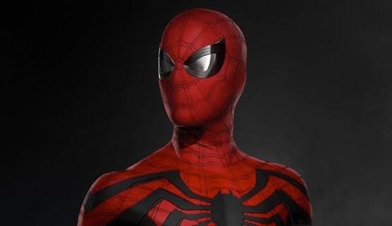 spider-man art marvel