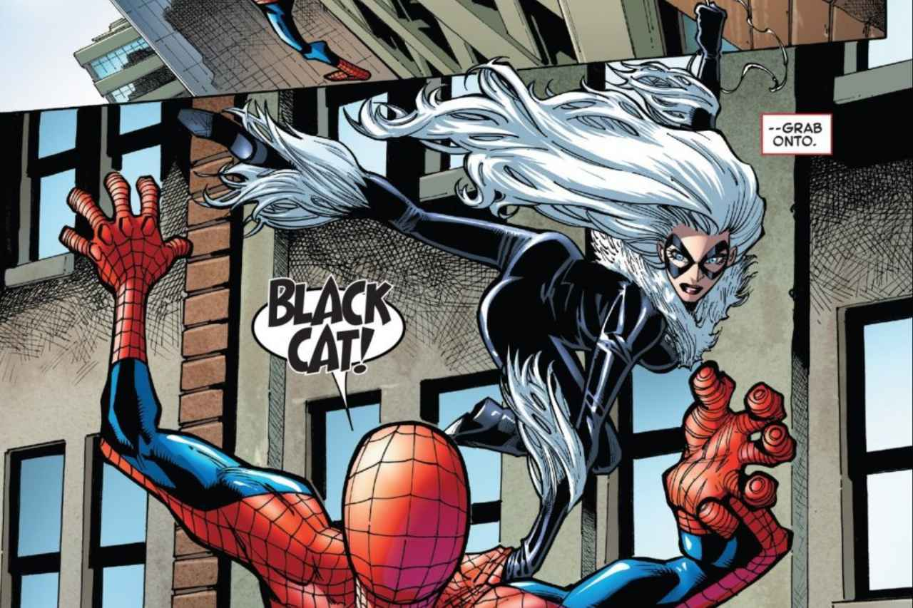 Major Spider-Man Character Returns Spiderman And Blackcat
