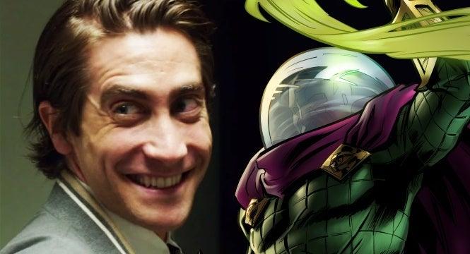 spider man far from home jake gyllenhaal mysterio
