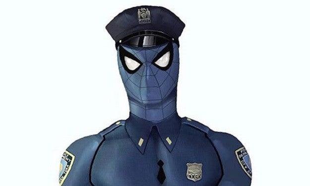 Spider-Man Spider-Cop