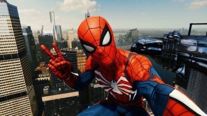 """Résultat de recherche d'images pour """"marvel's spider-man"""""""