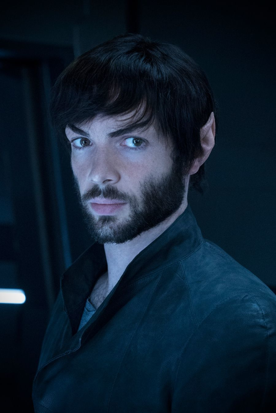 Spock Discovery