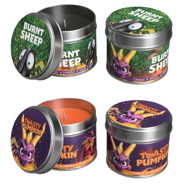 Trilogy For Reignited Dragon' Here Official Are The Candles 'spyro n08kOPw