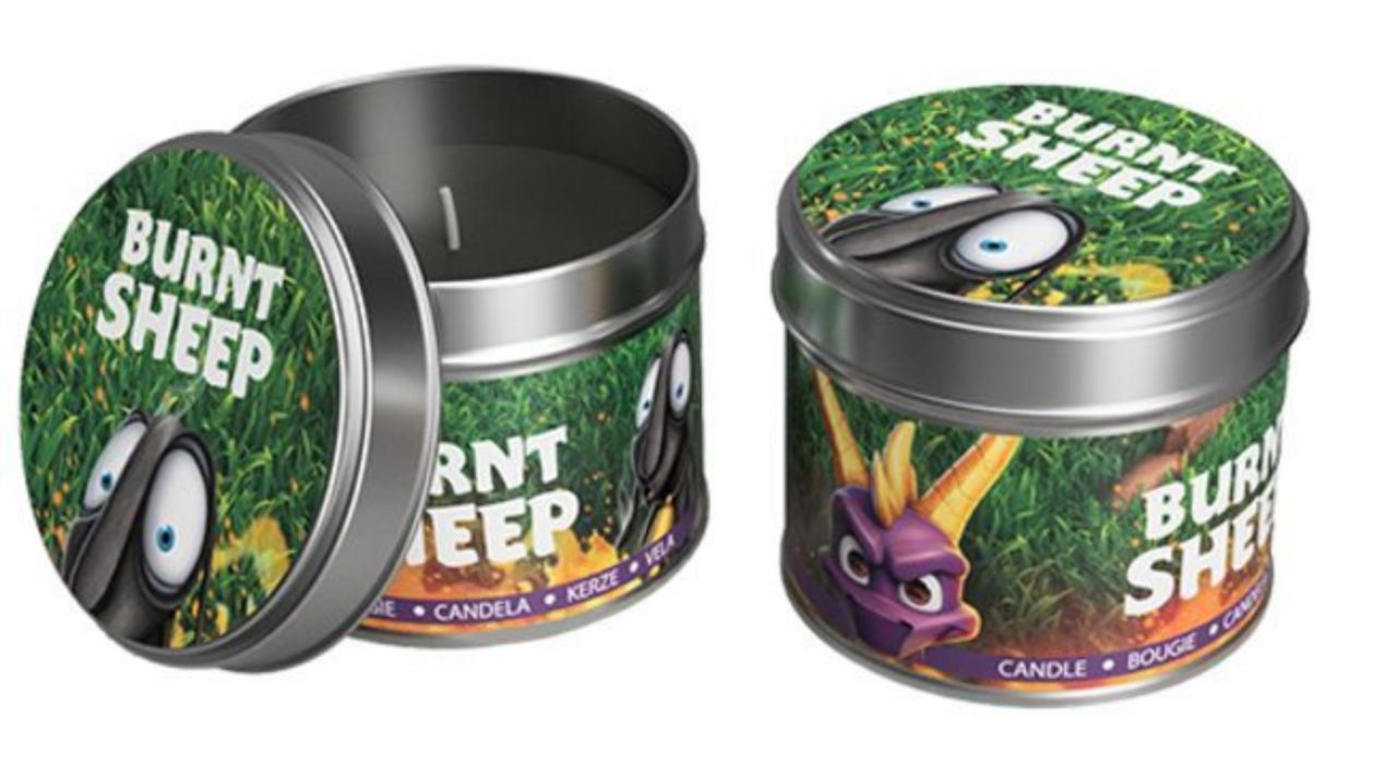 Official 'Spyro the Dragon' Candles Are Here For the Reignited Trilogy