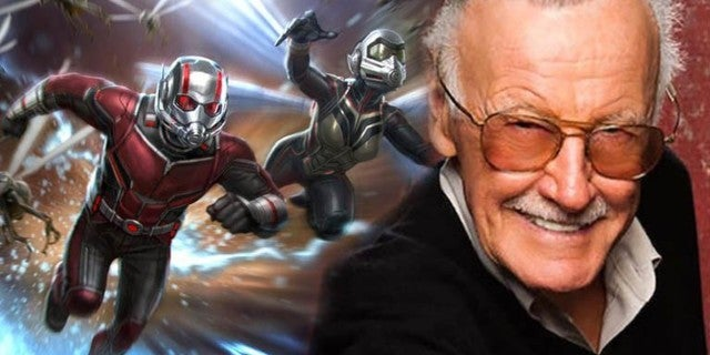 stan lee ant man and the wasp