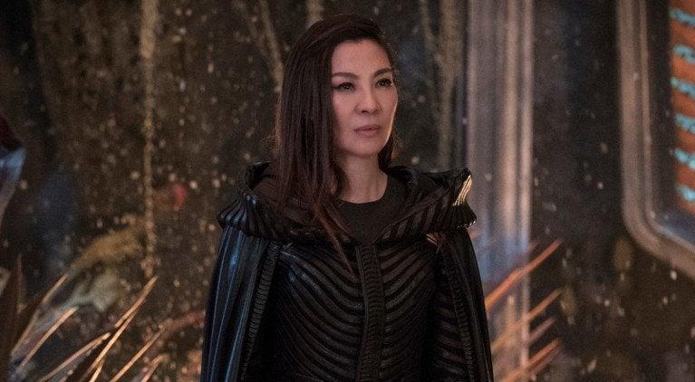 Star Trek Discovery Georgiou Michelle Yeoh