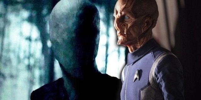 Star Trek Discovery Javier Botet