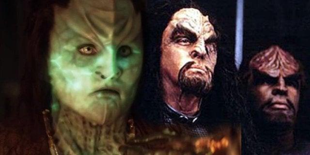 Star Trek Discovery Klingon Hair Dominion War