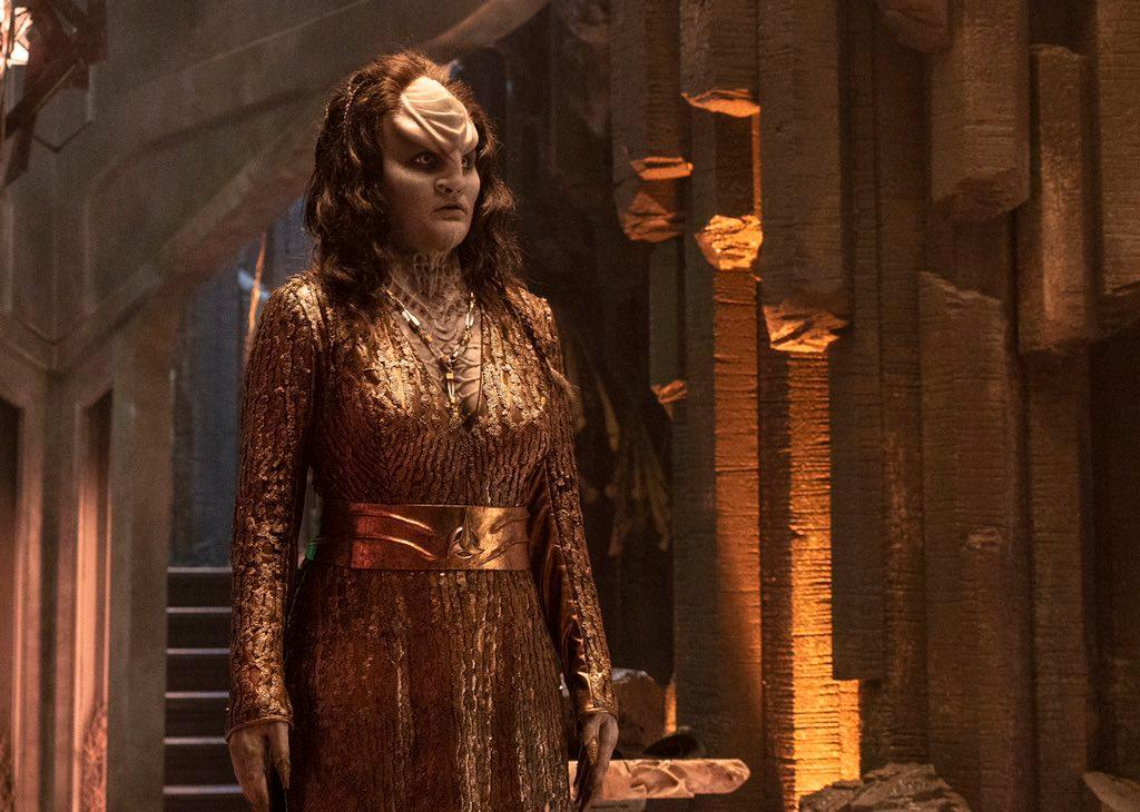 Star Trek Discovery L'Rell