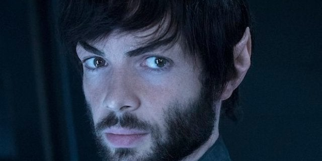 Star Trek: Discovery Reveals the Origin of Spock's Beard