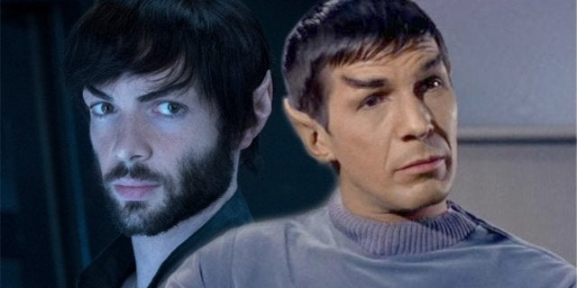 'Star Trek: Discovery' EP Explains How Young Spock's Story Fits With Canon