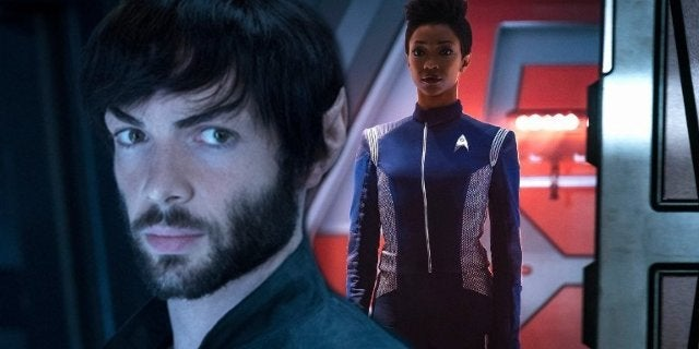 'Star Trek: Discovery' Season 2 Will Reveal Why Spock Never Mentioned His Sister
