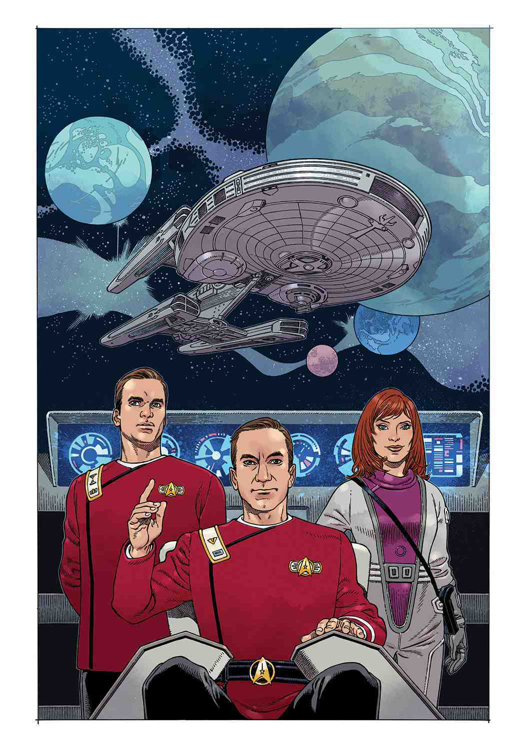 Star Trek IDW 20 20