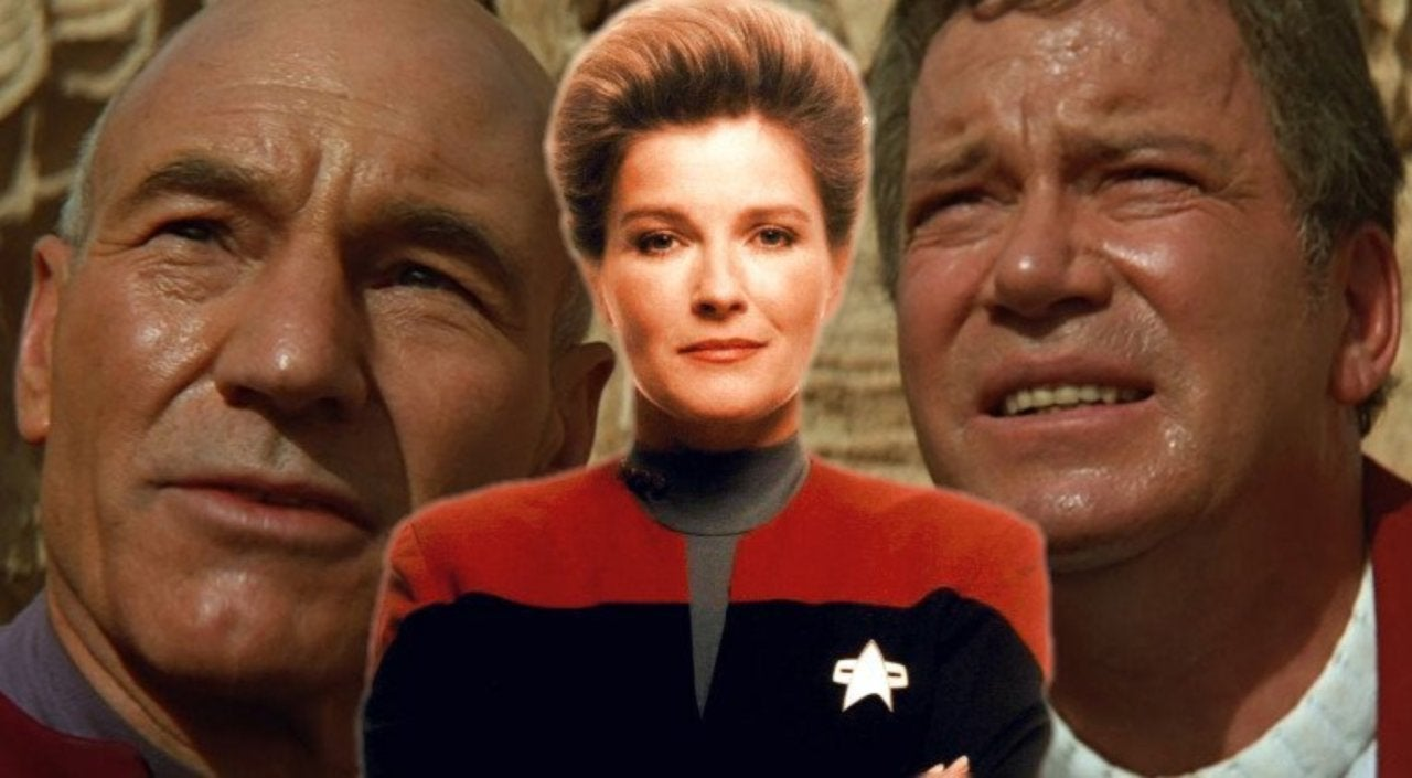 Star Trek: Kate Mulgrew Wants to Return in Movie With William Shatner, Patrick Stewart