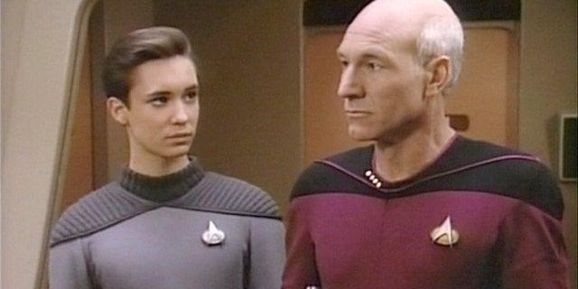 Star Trek Picard Wesley Crusher Wil Wheaton