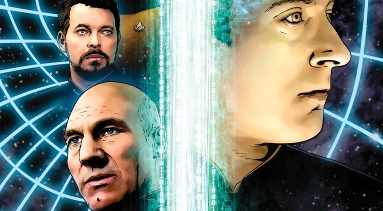 Star Trek The Next Generation The Missions Continue