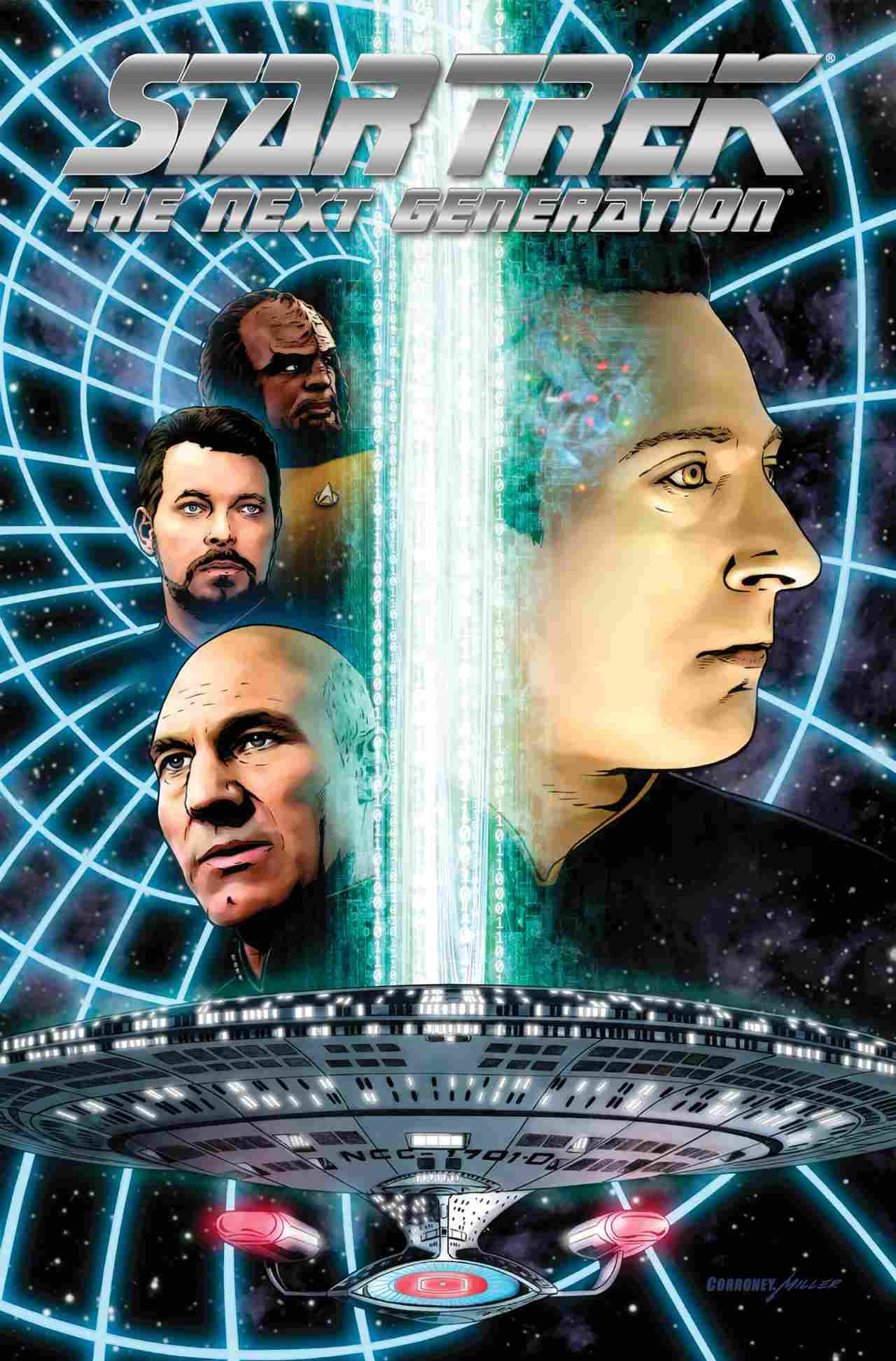 Star Trek TNG The Missions Continue