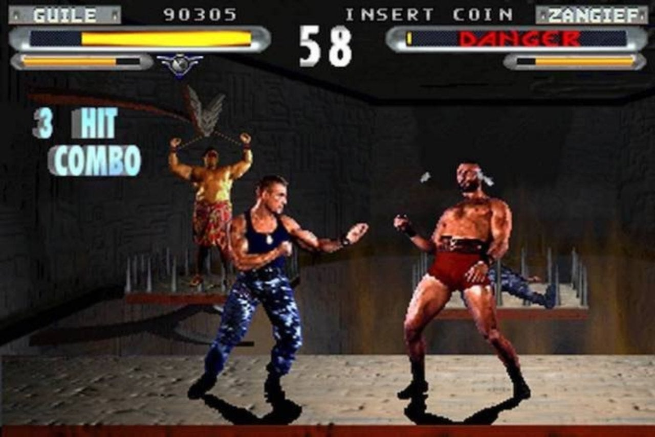 Street Fighter: The Movie' and More Acclaim Game Rights