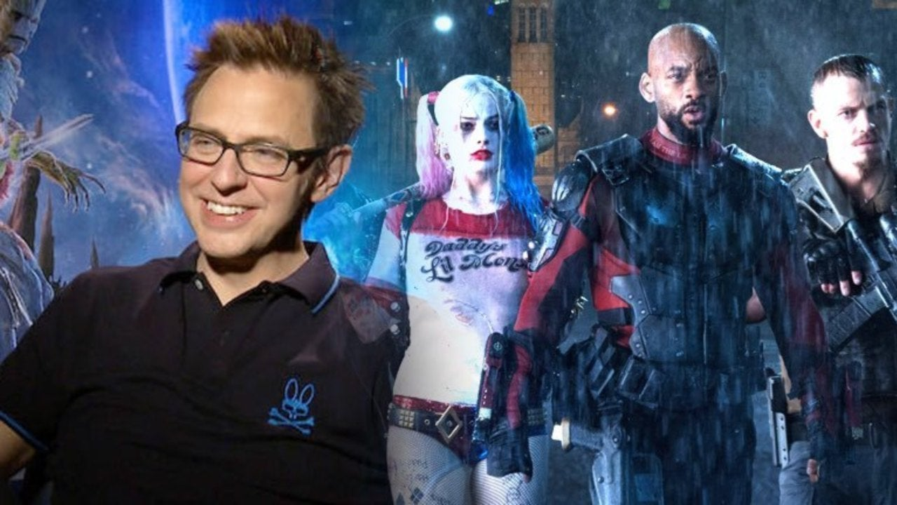 James Gunn Says The Suicide Squad Is the Biggest, Most Fun Film He's Worked On