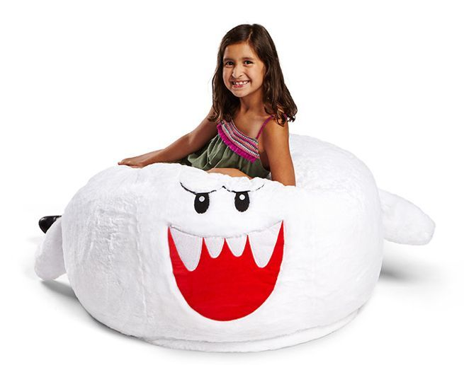 super_mario_boo_bean_bag_chair