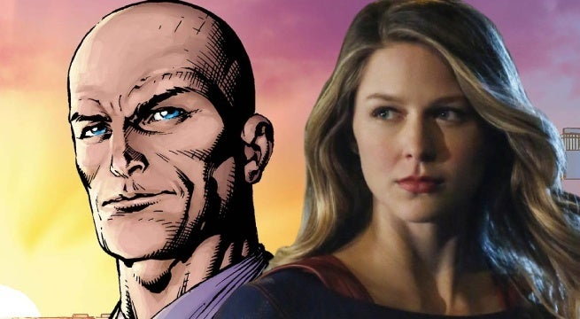 supergirl lex luthor season 4