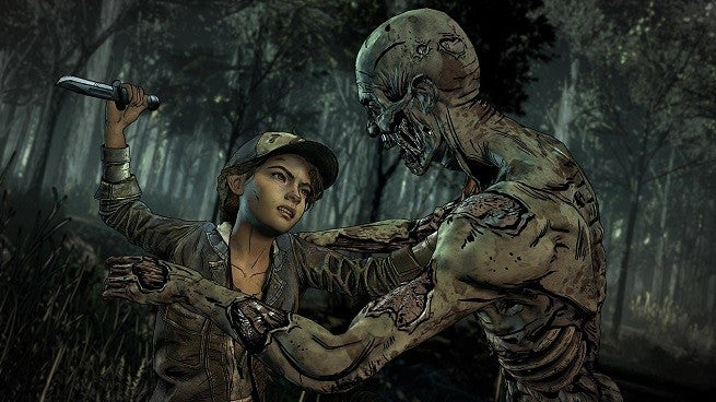 Telltale The Walking Dead The Final Season