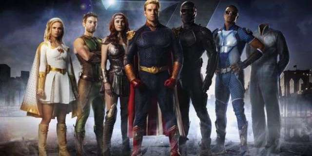 Amazon's The Boys Showrunner Explains the Series' Rule About Altering Superheroes from the Comic