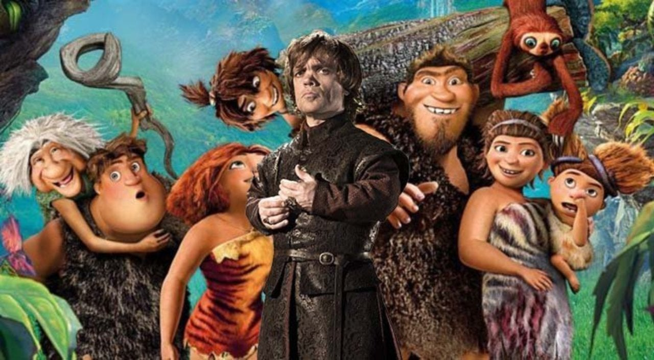 3b74fdb568a0f7 Peter Dinklage Cast in  The Croods 2