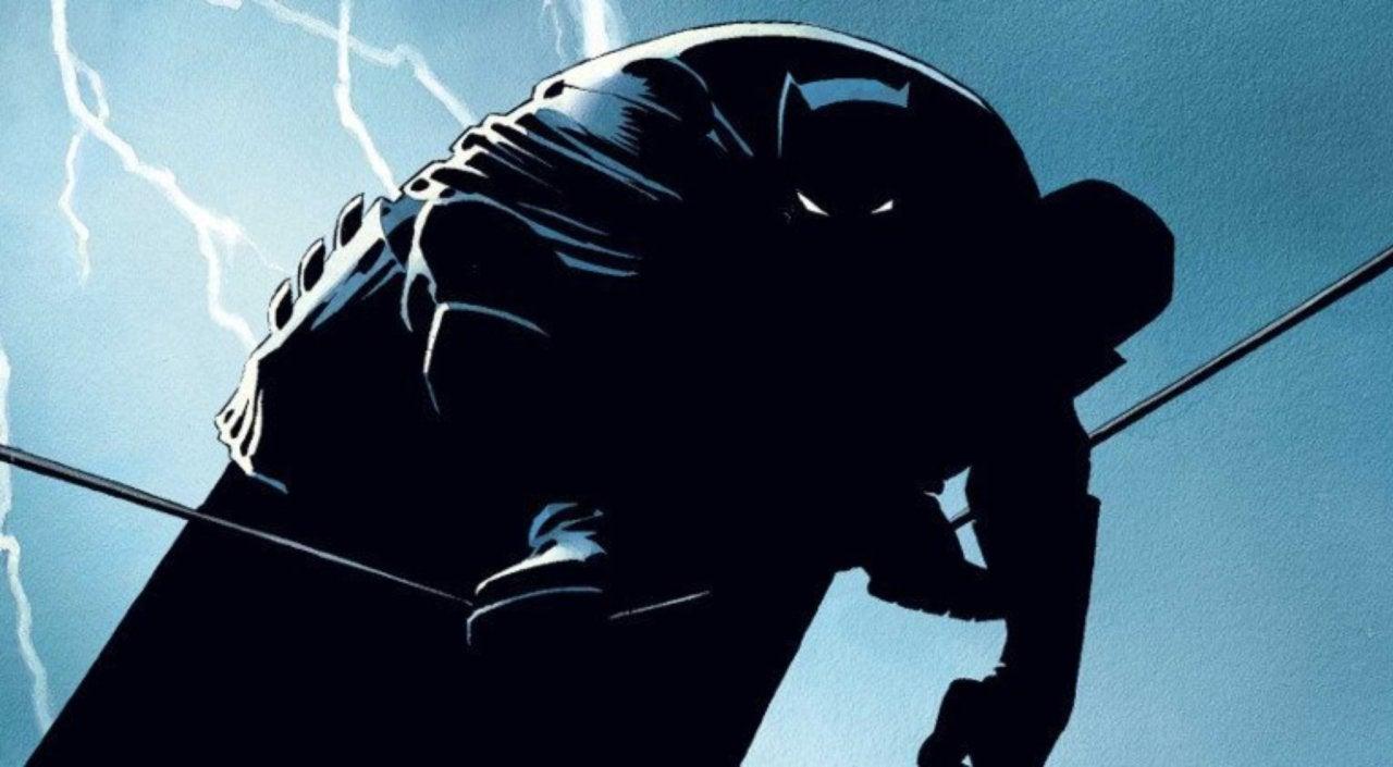 The Dark Knight Returns' Original Ending Had Batman Dying