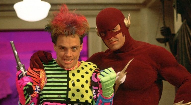 the flash 1990 trickster