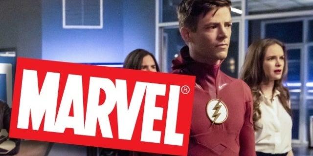 the flash blocked marvel