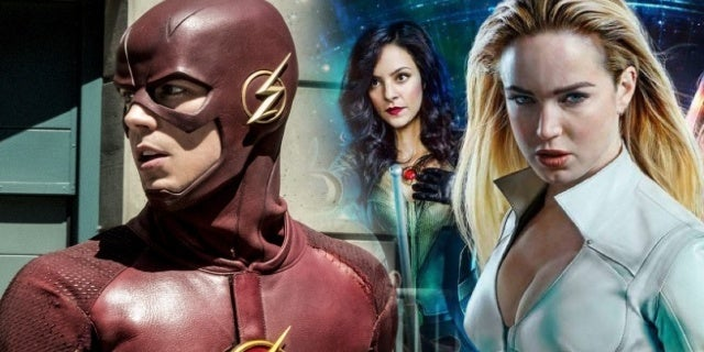 'The Flash': What That Name-Drop Could Mean for 'Legends of Tomorrow'