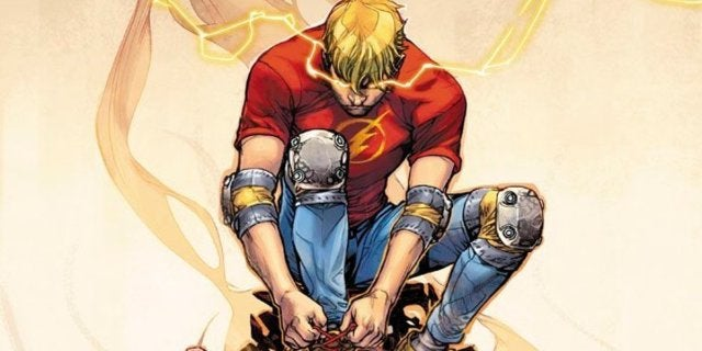 """DC Announces """"Flash: Year One"""""""